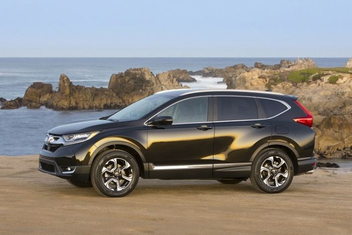 Nová Honda CR-V 2019