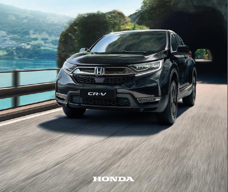 Nová Honda CR-V + CR-V Hybrid