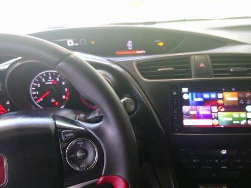 Civic 2,0 Turbo Type R GT