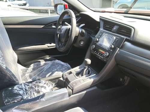 Honda Civic 1,0 Turbo Comfort již za 419 900,- Kč s DPH