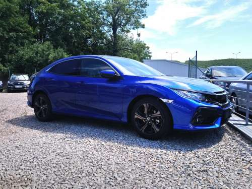 Honda Civic 1,0 VTEC Turbo Elegance Navi
