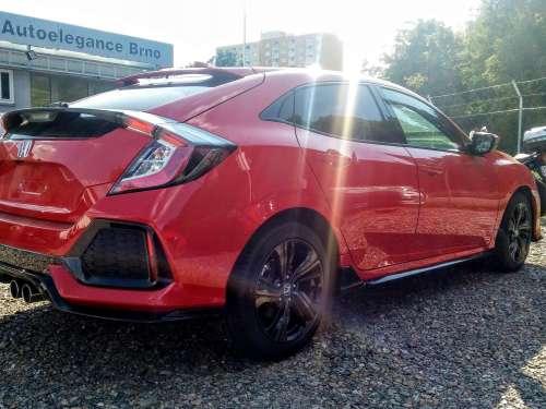 Honda Civic 1,5 Turbo Sport Plus AT