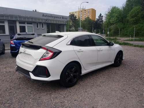 Honda  Civic 16i-DTEC Elegance