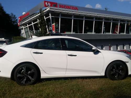 Honda Civic Sedan 1.5 Turbo Elegance automat