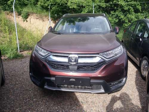 Honda CR-V 1,5 VTEC T MT Lifestyle Navi 4x4, (2x)