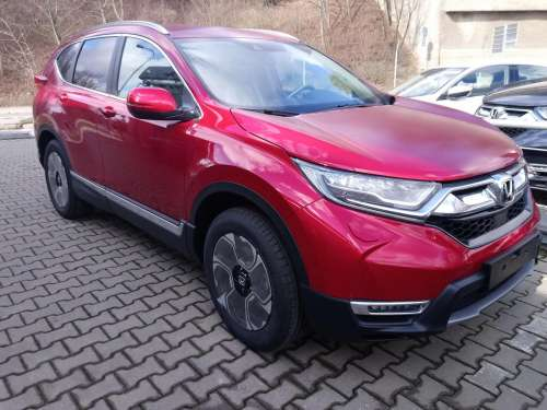 Honda CR-V 1,5 VTEC Turbo AT, Lifestyle, 4x4 ,Navi, 7míst