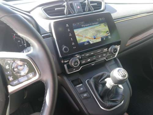 Honda CR-V 1,5 VTEC Turbo MT Executive, 4x4 ,Navi
