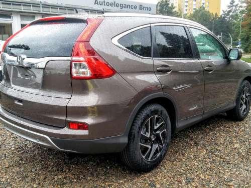Honda CR-V 2,0 VTEC Elegance Plus, 4x4, Navi