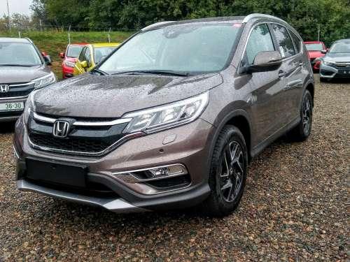 Honda CR-V 2.0i-VTEC Elegance 4x2 MT + NAVI
