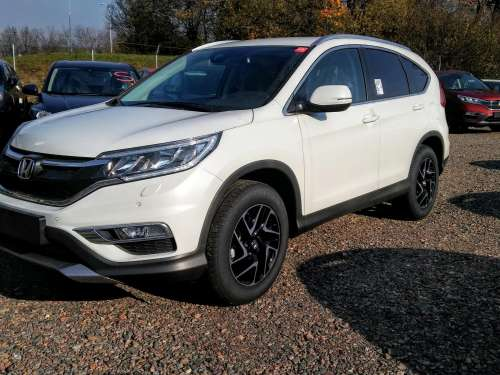 Honda CR-V 2.0i-VTEC Elegance Plus MT