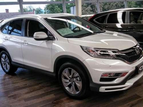 Honda CR-V 2.0i-VTEC Lifestyle Plus 4x4 MT + navi