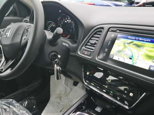 Honda HR-V 1,5 i VTEC MT Comfort 2020 Navi