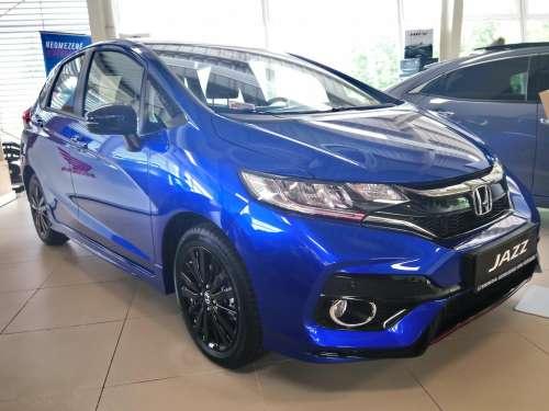 Honda Jazz 1,5i-VTEC Dynamic AT Navi