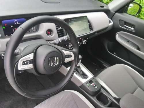 Honda Jazz Crosstar 1,5 i MMD Hybrid Navi