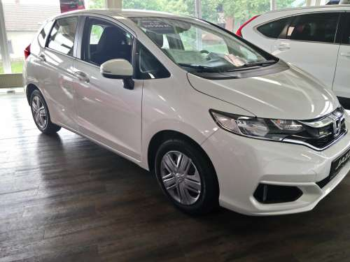 Honda Jazz Trend 2018 již za 339 900,- Kč s DPH