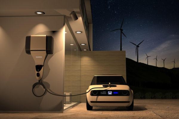 Společnost Honda představuje chytrý energetický systém Power Manager