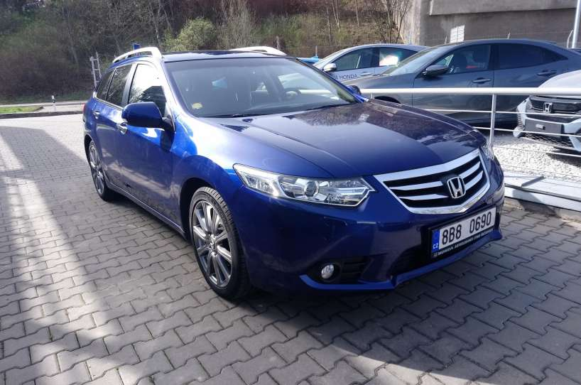 Accord Tourer 2,2 i DTEC Lifestyle AT