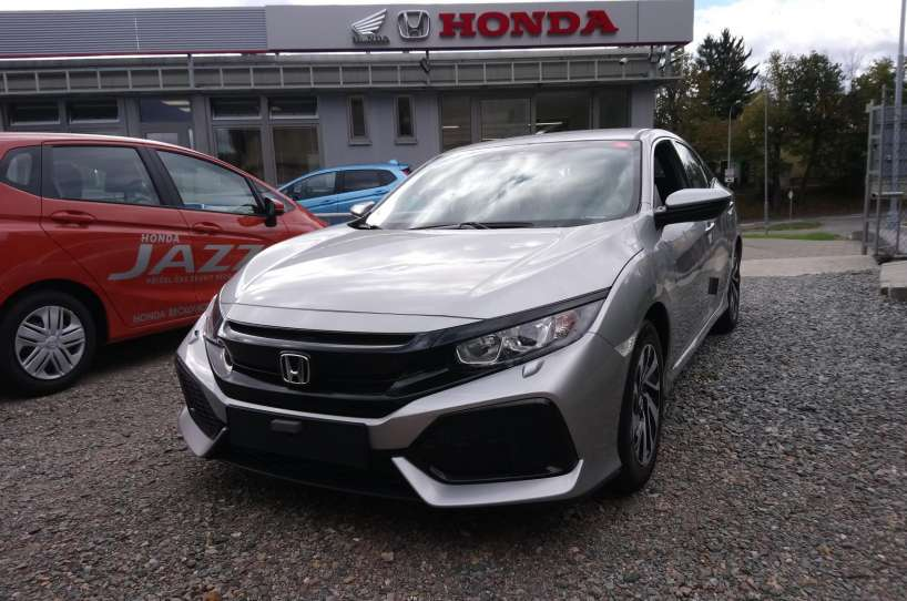 Honda Civic 1,0 VTEC Turbo Comfort (2x)