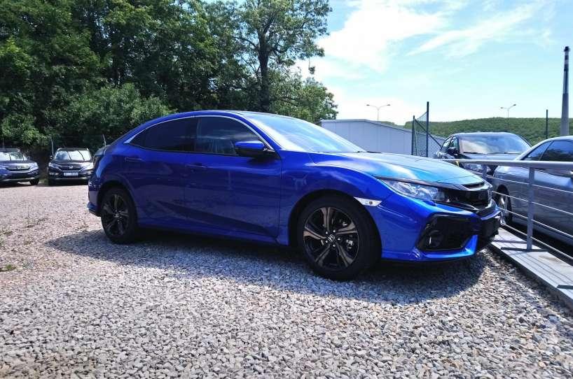 Honda Civic 1,0 VTEC Turbo Elegance Navi