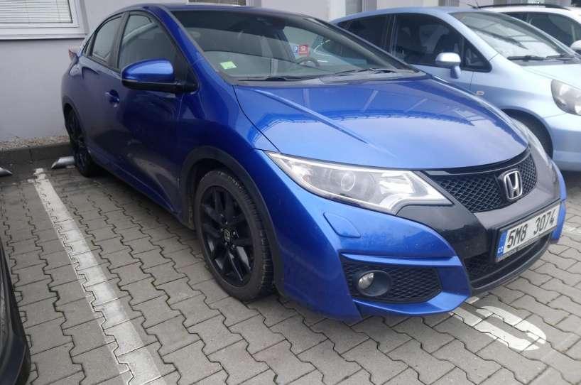 Honda Civic 1,8 VTEC Sport