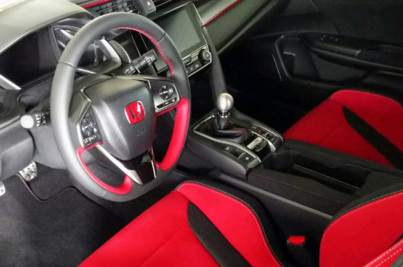 Honda Civic 2,0 VTEC Turbo Type R GT