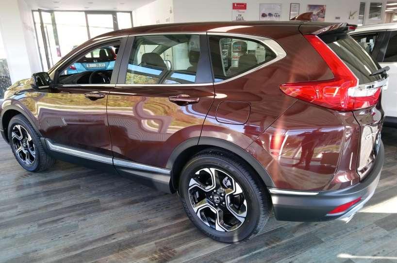 Honda CR-V 1,5 Turbo MT Elegance 2WD