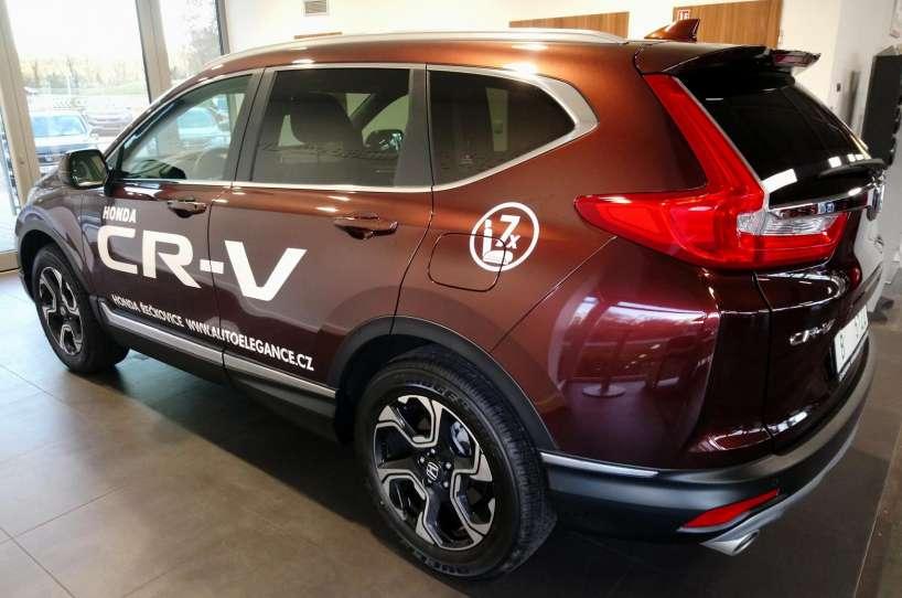 Honda CR-V 1,5 VTEC T CVT Lifestyle 4WD , 7míst