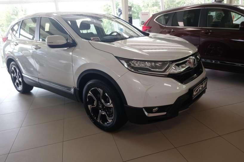 Honda CR-V 1,5 VTEC Turbo Elegance 2WD Navi