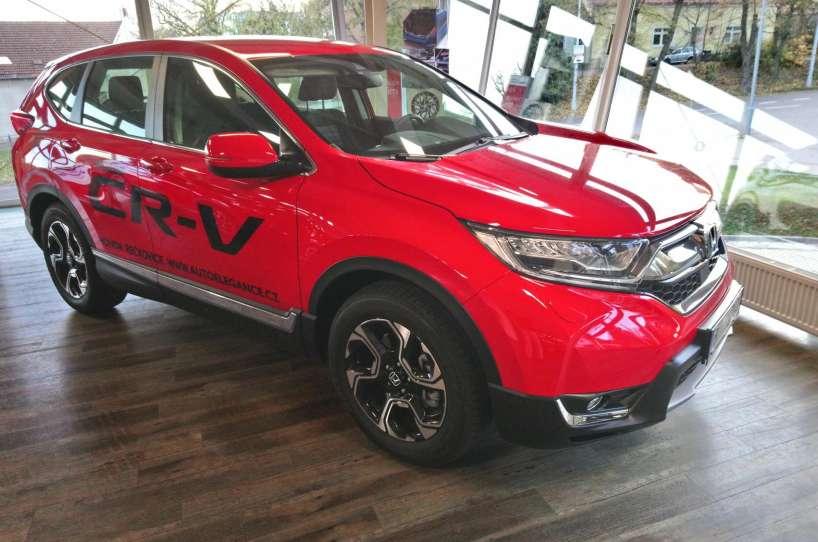 Honda CR-V 1,5 VTEC Turbo Elegance 2WD