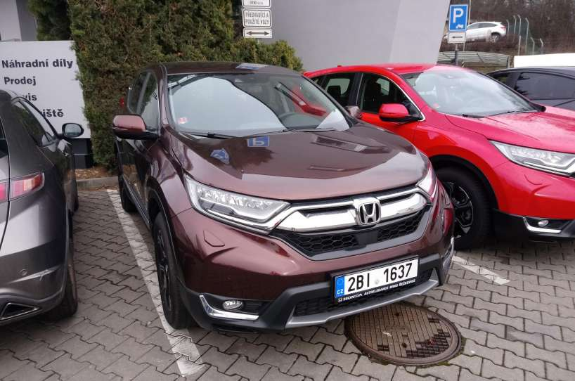 Honda CR-V 1,5 VTEC Turbo Elegance 4x4 Navi  AT