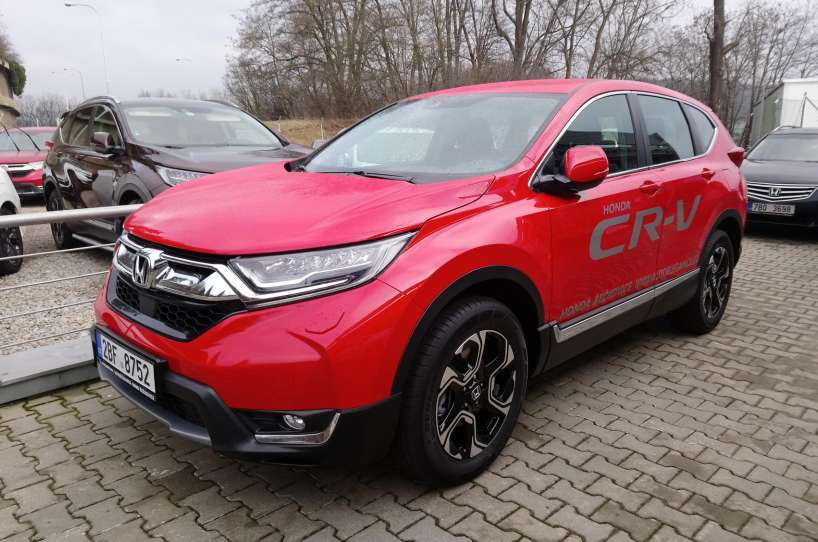 Honda CR-V 1,5 VTEC Turbo Elegance 4x4 Navi