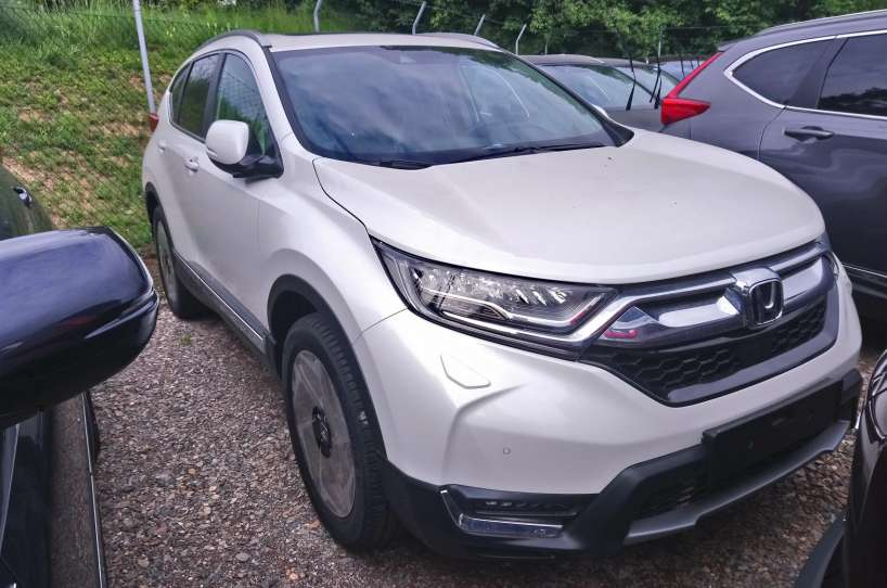 Honda CR-V 1,5 VTEC Turbo Executive 4x4 Navi (2x)