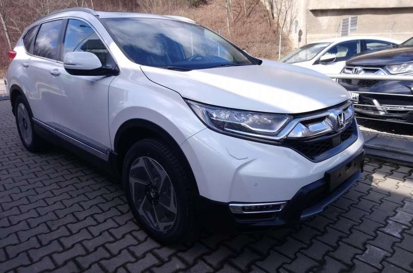 Honda CR-V 1,5 VTEC Turbo Executive 4x4 Navi AT (2x)