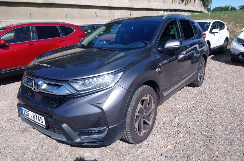 Honda CR-V 1,5 VTEC Turbo MT Executive, 4x4 ,Navi