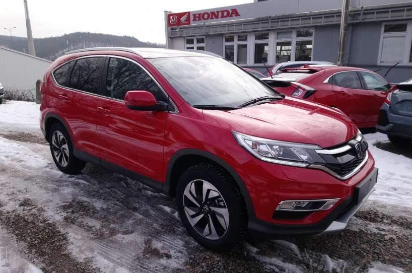 Honda CR-V 1,6 DTEC 4x4 Executive, 9AT ,Sensing paket