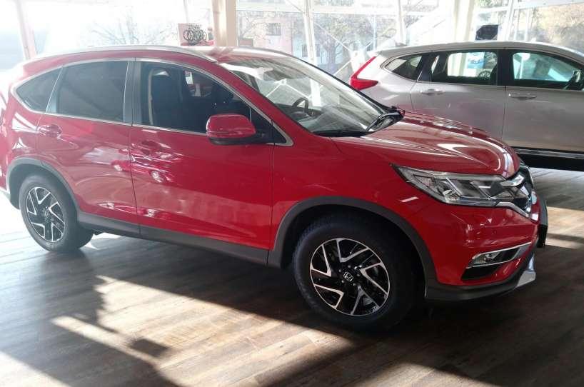 Honda CR-V 1,6i- DTEC Elegance MT, 2WD, Navi