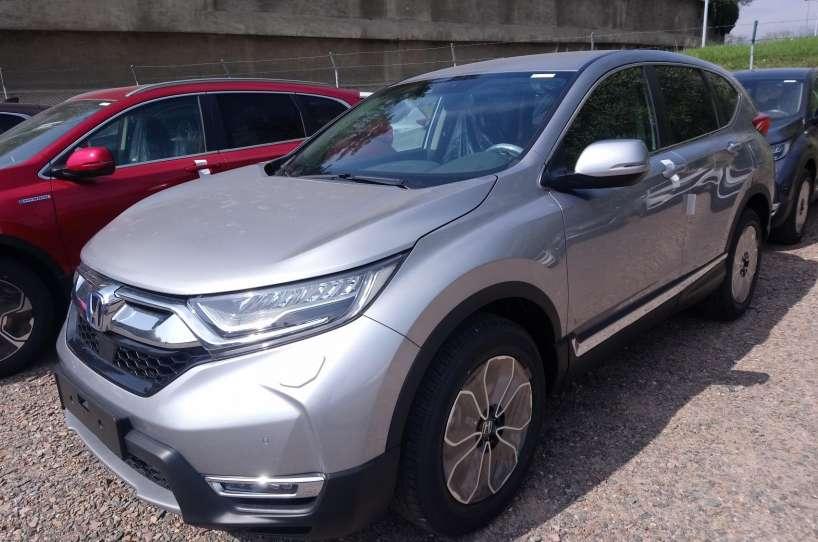 Honda CR-V 2,0 e:HEV Elegance 4x4 Navi 2021