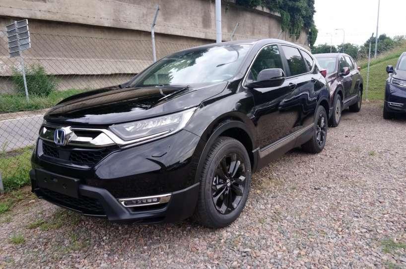 Honda CR-V 2,0 e:HEV Sport Line 4x4 Navi 2021