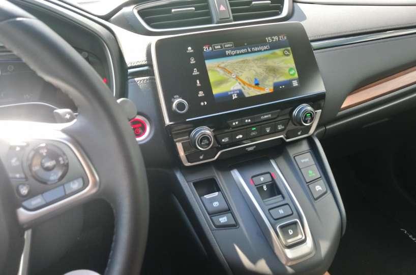Honda CR-V 2,0i VTEC Hybrid Elegance 2WD Navi 2020