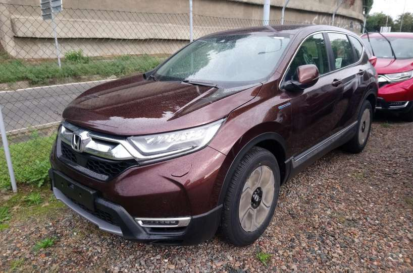 Honda CR-V 2,0i VTEC Hybrid Elegance 4x4 Navi 2020