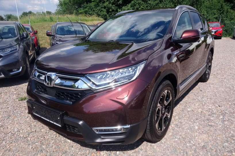 Honda CR-V 2,0i VTEC Hybrid Executive 4x4 Navi 2020