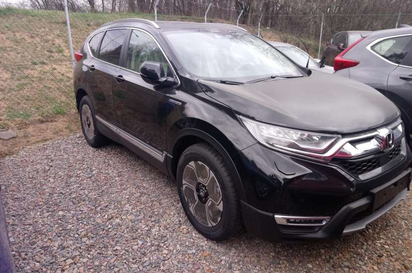 Honda CR-V 2,0i VTEC Hybrid Executive 4x4 Navi