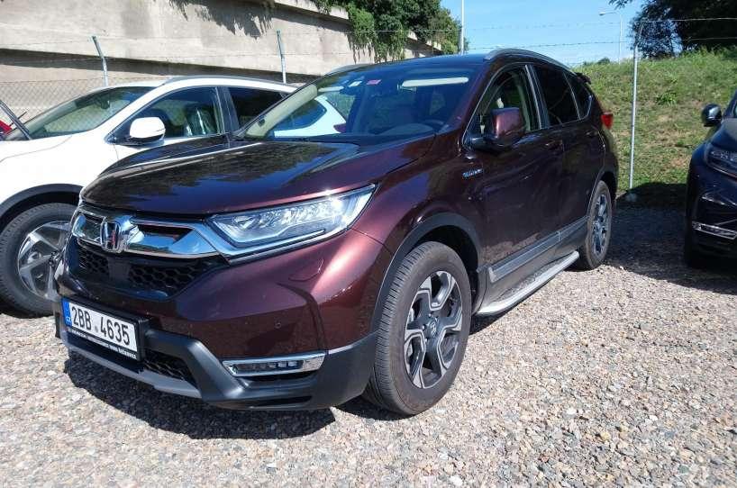 Honda CR-V 2,0i VTEC Hybrid Lifestyle 4x4 Navi