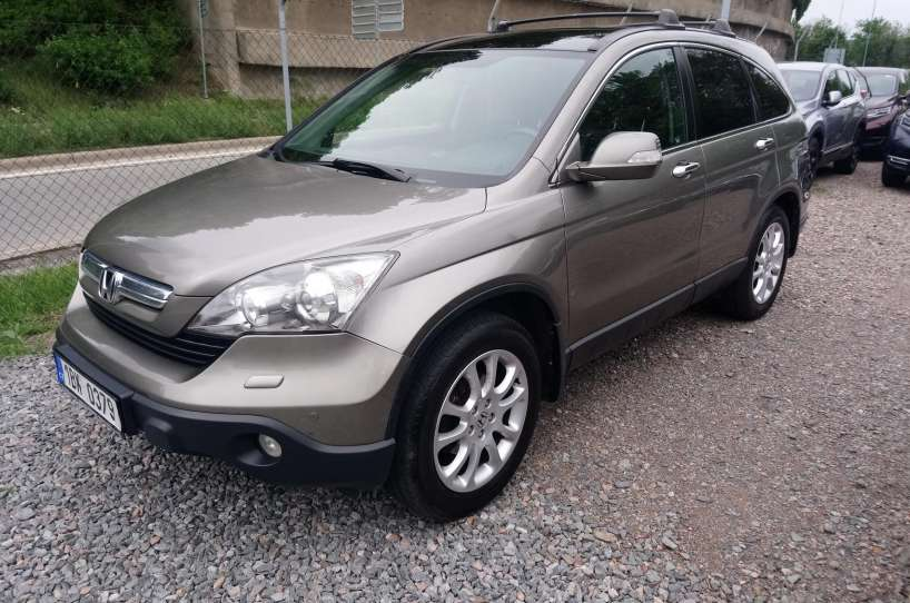 Honda CR-V 2,2 DTEC Executive MT 4x4
