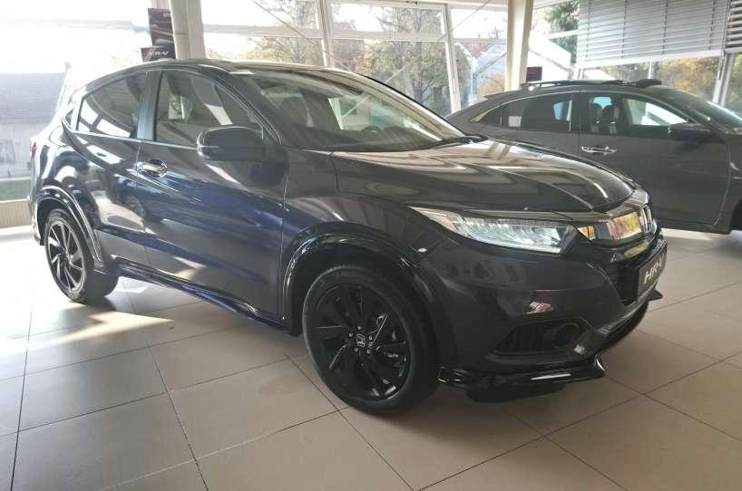 Honda HR-V 1,5 i Turbo MT Sport Navi 2020