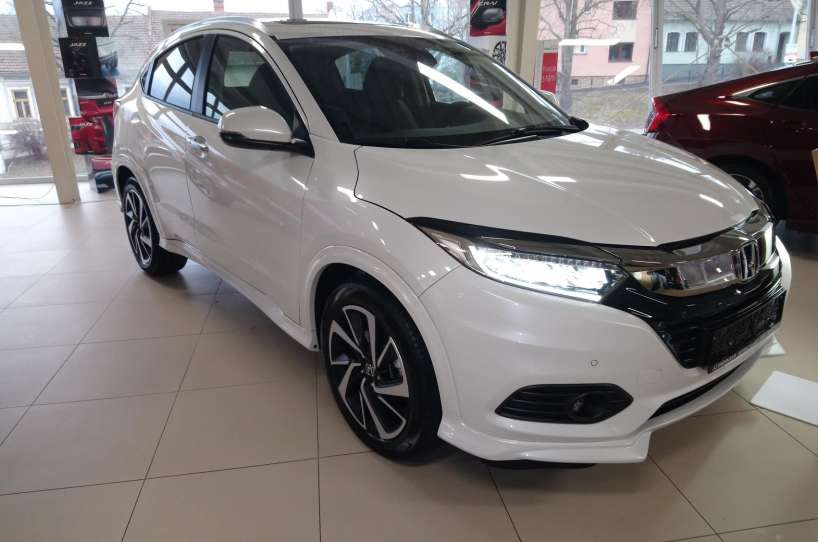 Honda HR-V 1,5 i VTEC MT Executive 2020 Navi