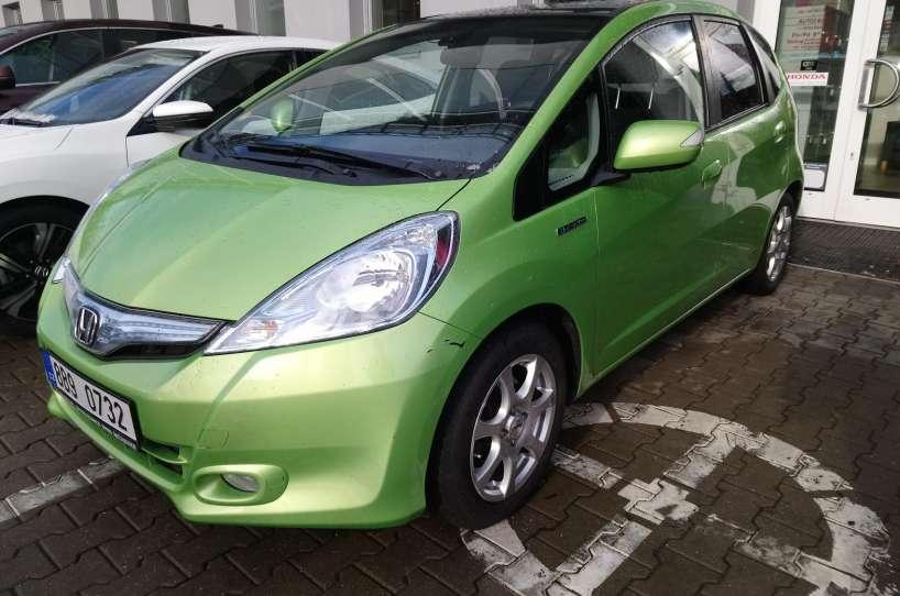 Honda Jazz 1,3 Hybrid Elegance