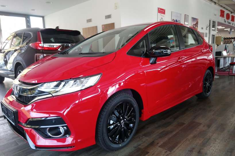 Honda Jazz 1,5 i- VTEC Dynamic AT Navi