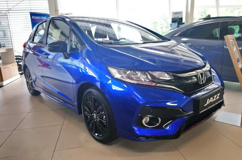 Honda Jazz 1,5i-VTEC Dynamic AT Navi